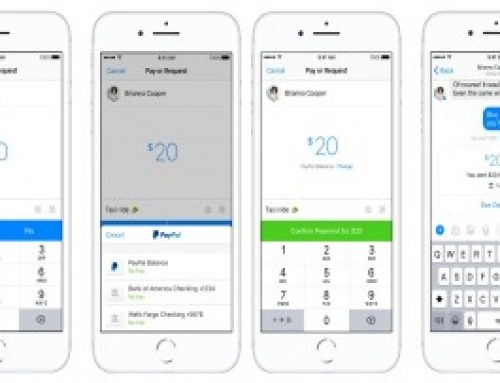 You can now send and receive money in Facebook Messenger with PayPal