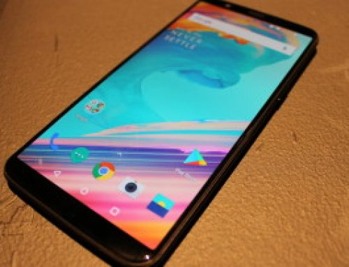 Hands on with the OnePlus 5T