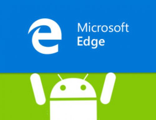 Microsoft Edge surpasses 1 million downloads on Android