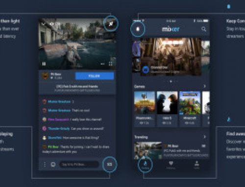 Microsoft's redesigned Mixer app comes out of beta, available for Android