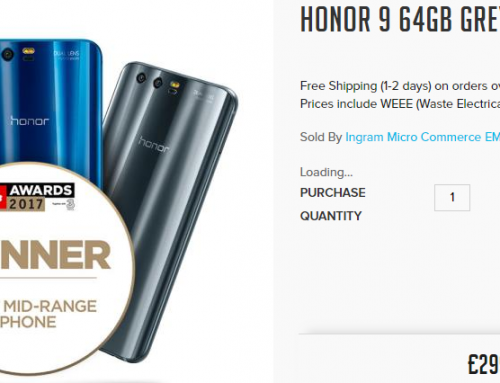 Deal: Honor 9 and 6A on sale in the UK — today only