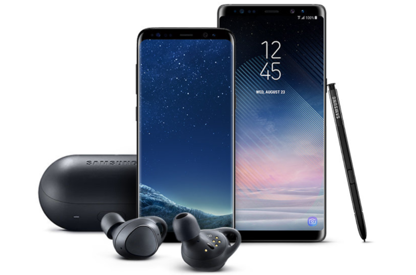 Deal: Free Gear IconX earphones with every Galaxy S8, Note 8 at Samsung US store