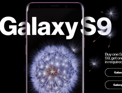 Weekly Plan Spotlight: Galaxy S9 Buy One Get One