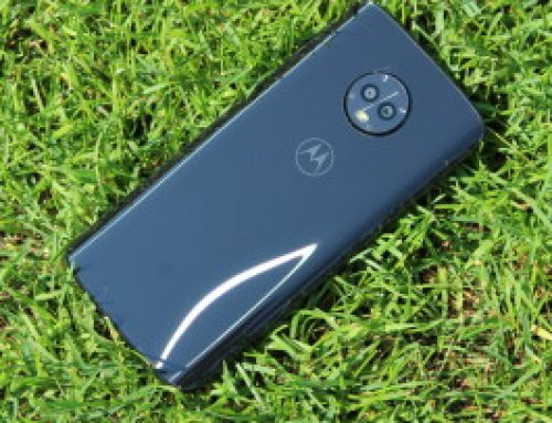 Unboxing and first impressions of Motorola's Moto G6