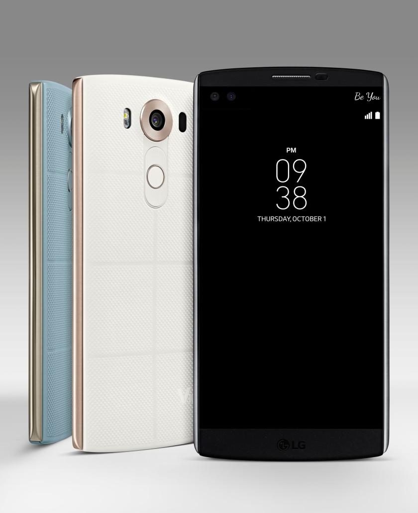 LG V20 V10