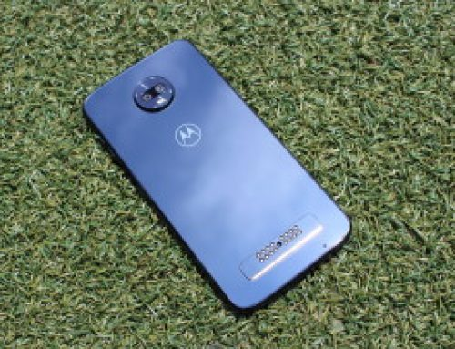 Moto Z3 Play unboxing and first impressions