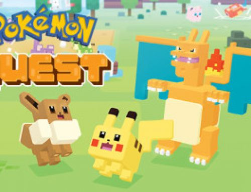 Pokémon Quest is coming to mobile devices next week