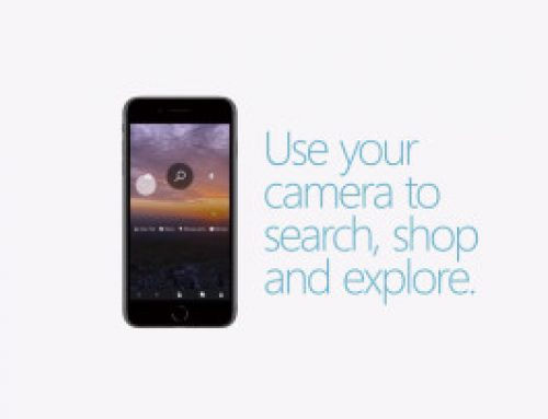 Bing now lets you search the web using your phone's camera