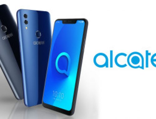 Alcatel unveils the 5V, sports a 6.2-inch notched display