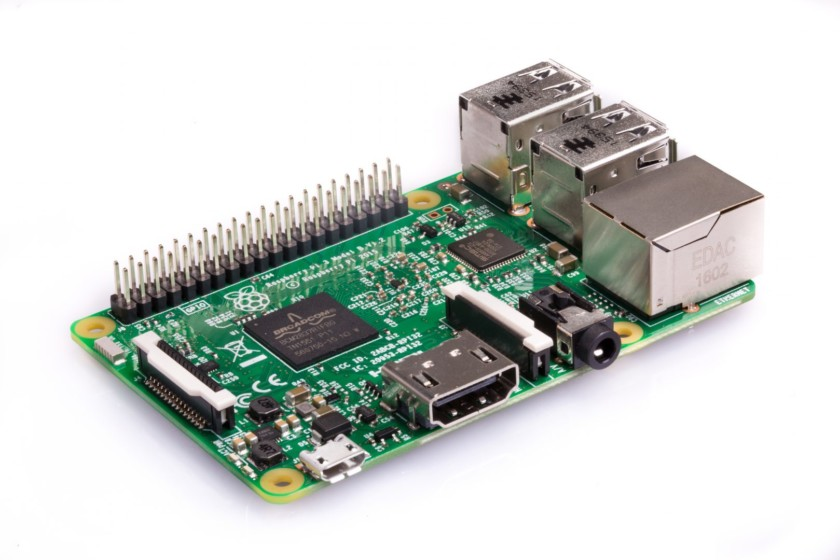 A Raspberry Pi 3 is the key to making coding fun