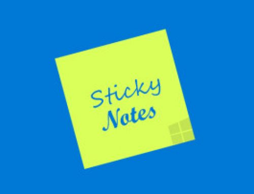 Sticky Notes is reportedly moving beyond PCs, with mobile apps on the way