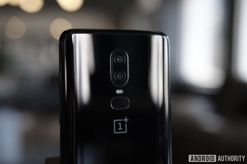 The OnePlus 6.