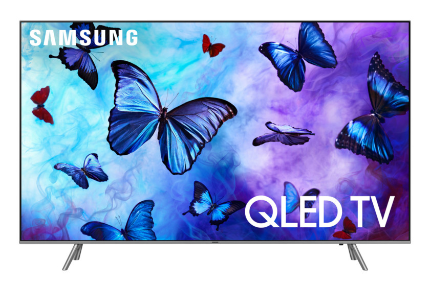 "Samsung deals like the 65"" Class Q6FN QLED Smart 4K UHD TV"