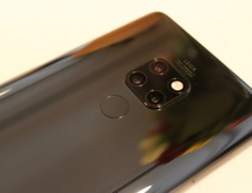 Huawei's Mate 20X comes with an enormous 7.12″ screen, a 5,000 mAh battery and a pen