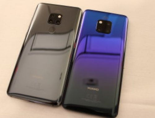 Huawei announces the Mate 20 series with in-display fingerprint sensor and wireless charging