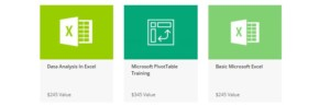 The Essential Microsoft Excel Lifetime Bundle