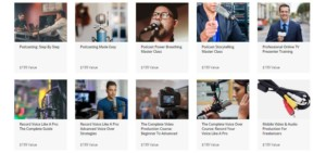 Podcasting 101 Bundle