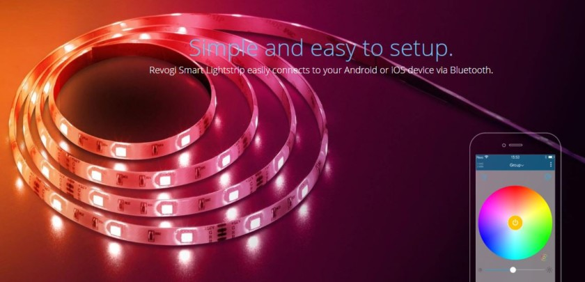 Revogi Smart Light Strip