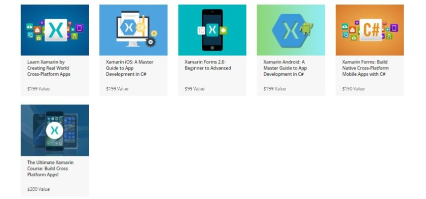Xamarin App Development Bundle