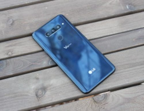 LG V40 ThinQ review: A great device that isn't loaded with gimmicks