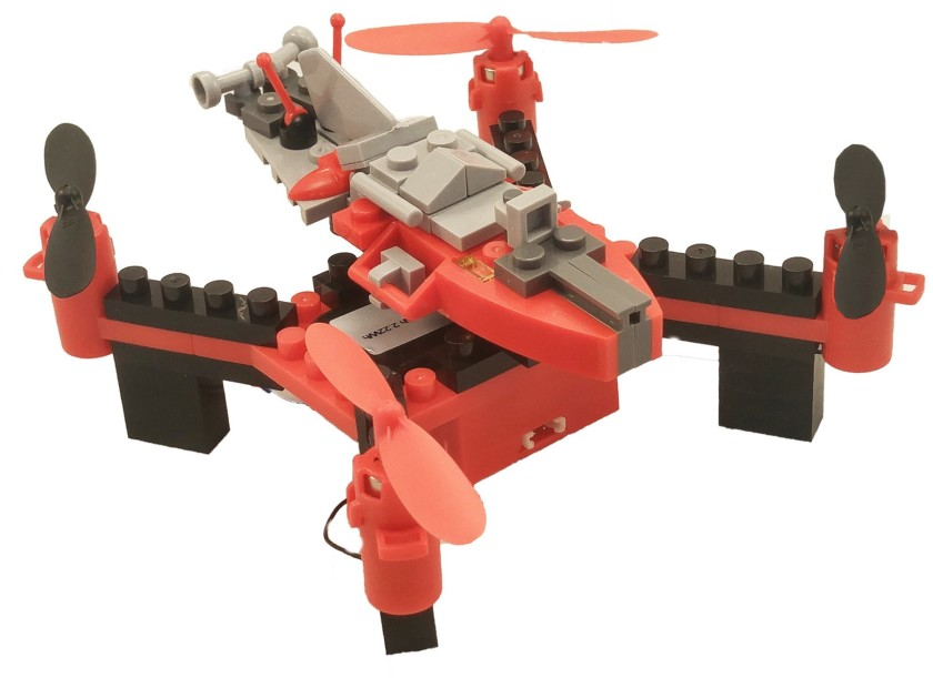 Weekend special: Build your own Force Flyers Drone for just $39.99