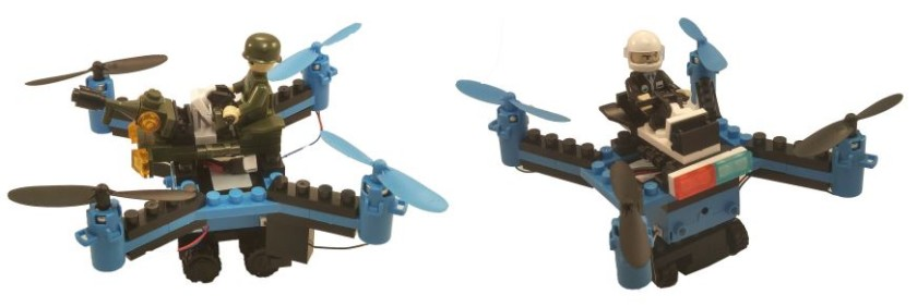 Force Flyers Drone Examples