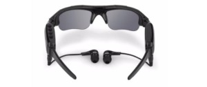 HD Video Recording Sunglasses