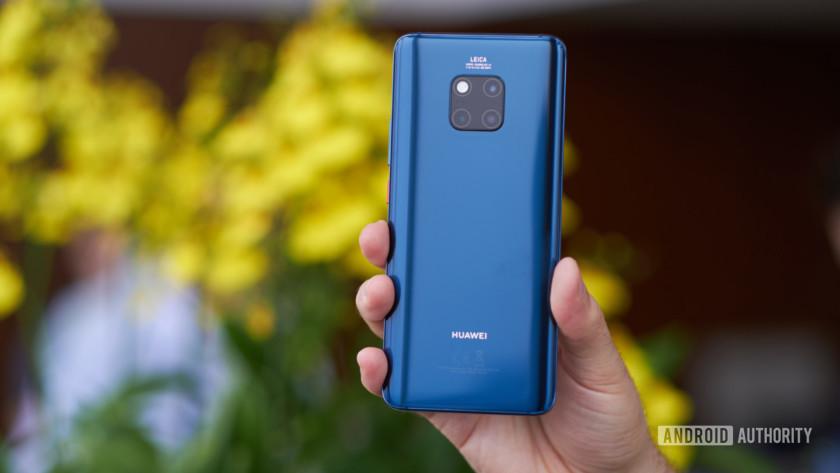 Huawei Mate 20 Pro best deals UK
