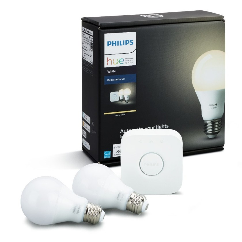 Save big on Philips Hue smart lights: 2-pack bulbs for $20, kits as low as $55