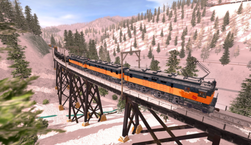 Trainz: A New Era Platinum Edition