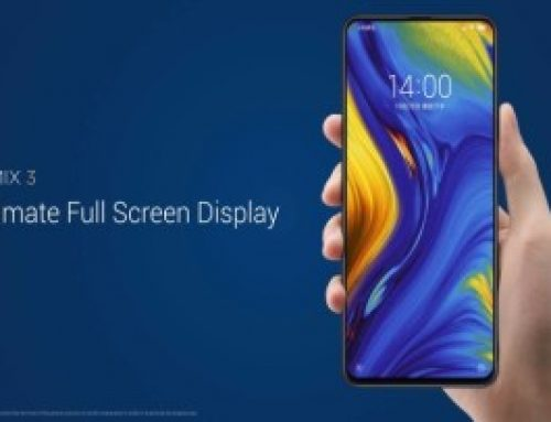 Xiaomi is reportedly bringing the Mi Mix 3 to the UK in Q1 2019
