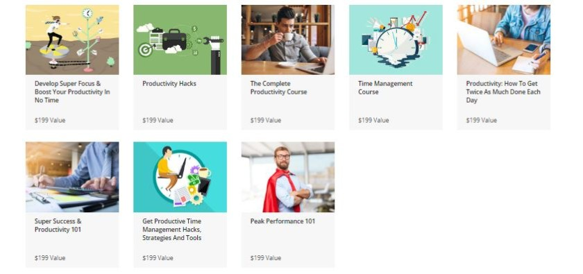 Complete Productivity Booster Bundle