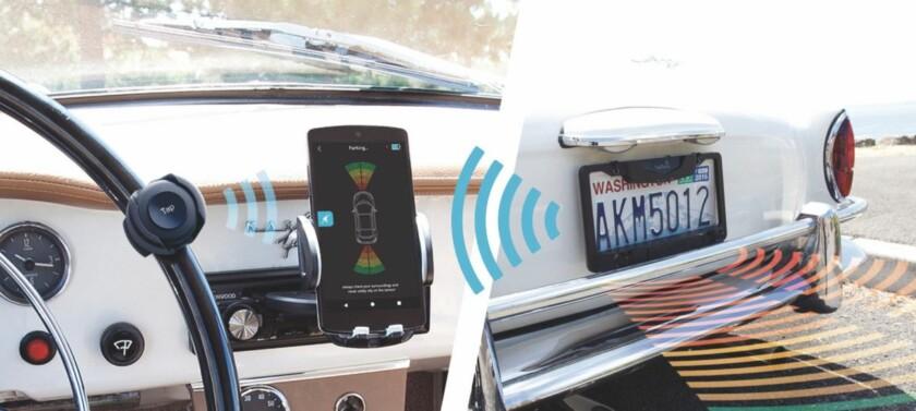 FenSens Parking Sensor