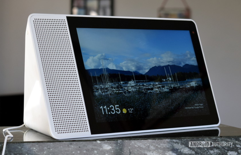 Lenovo Smart Display Speaker