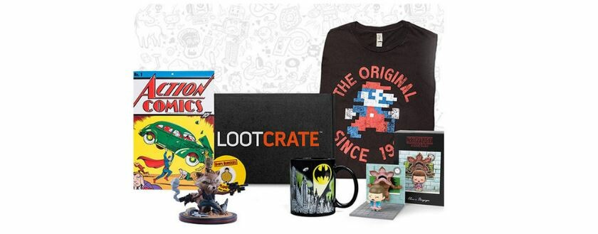 Loot Crate is a geeky goldmine and the perfect gift for the holidays