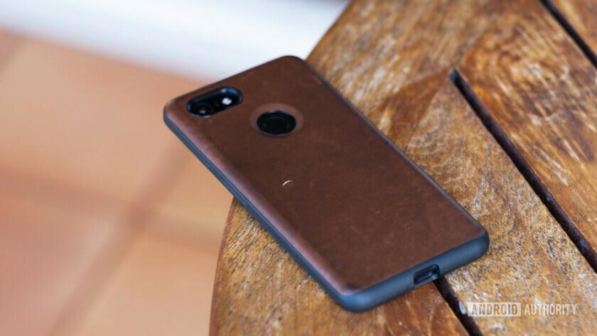 Nomad Pixel 3 case