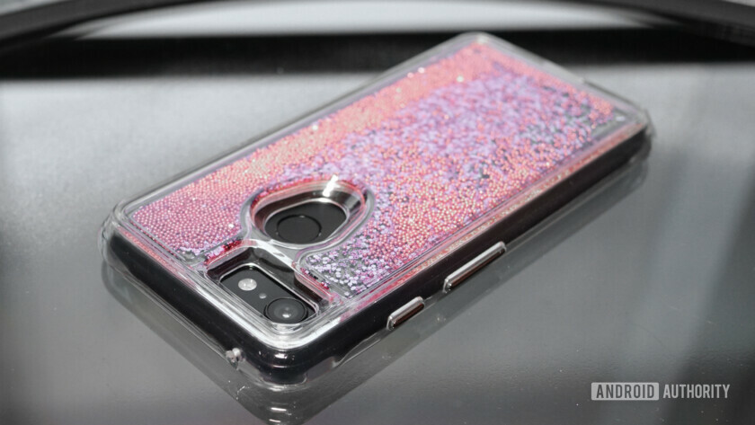 Case Mate Waterfall Pixel 3 case