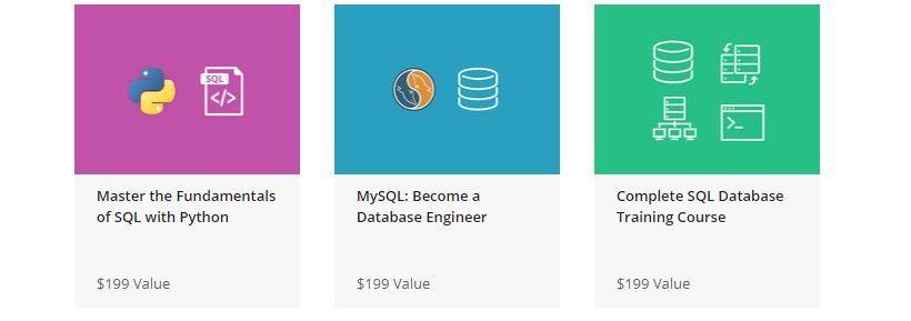 SQL Database Starter Bundle