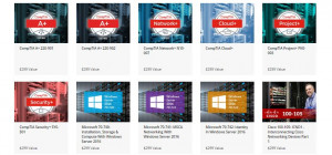 Ultimate IT Certifications Training Bundle
