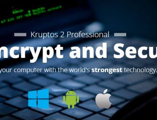 Encrypt and secure your files with Kruptos 2 Pro — 67% off today