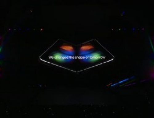 Samsung announces the Galaxy Fold, its first foldable smartphone