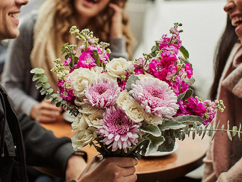 Bouqs Valentine's Day Flower Special