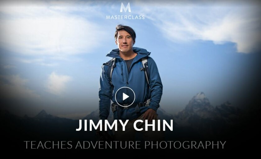 Deal: Learn adventure photography from one of the greats