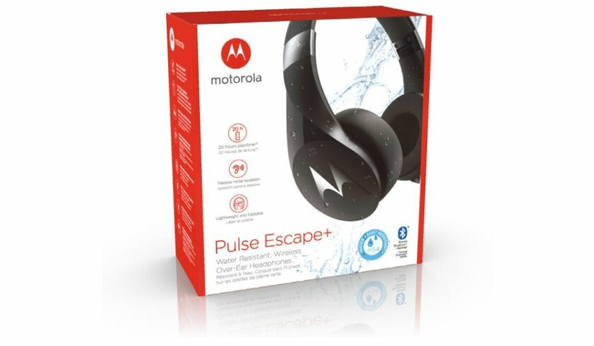 Motorola Pulse Escape Plus Headphones