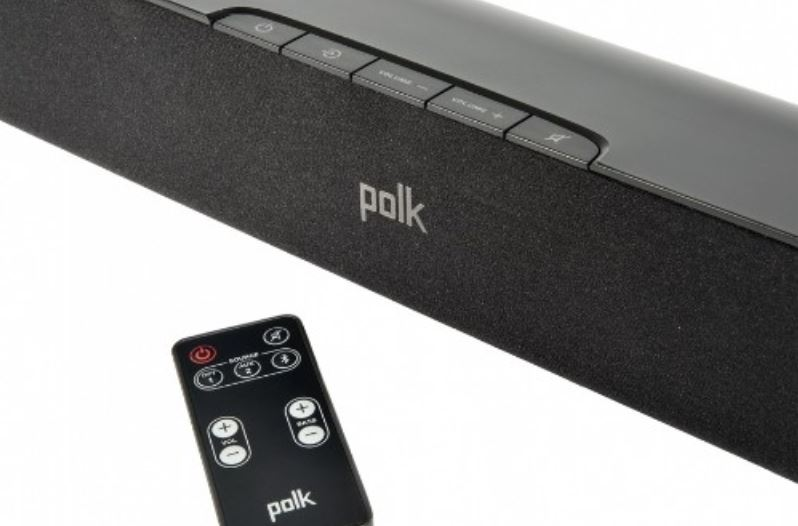 Polk Soundbar and Subwoofer