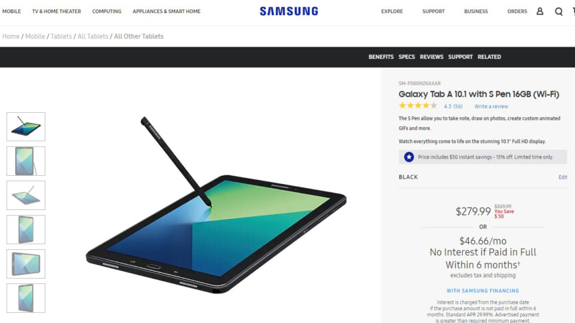 Deal: Save some cash on Samsung tablets, Chromebooks, or a new TV