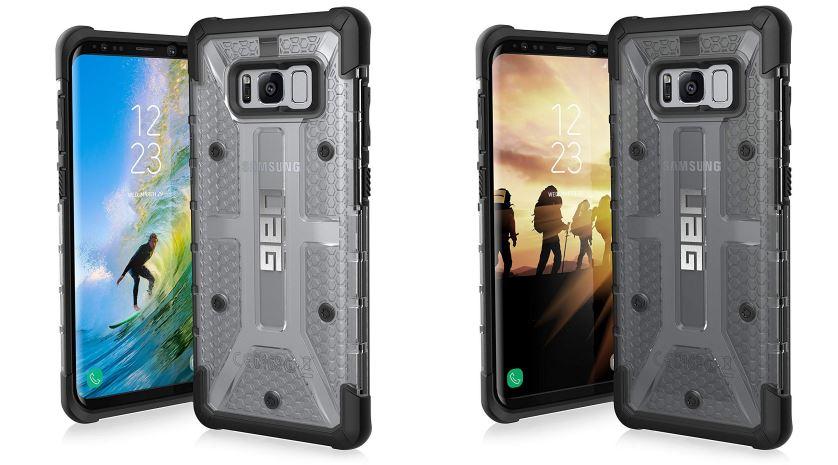 UAG Galaxy S8 Plus Plasma Case