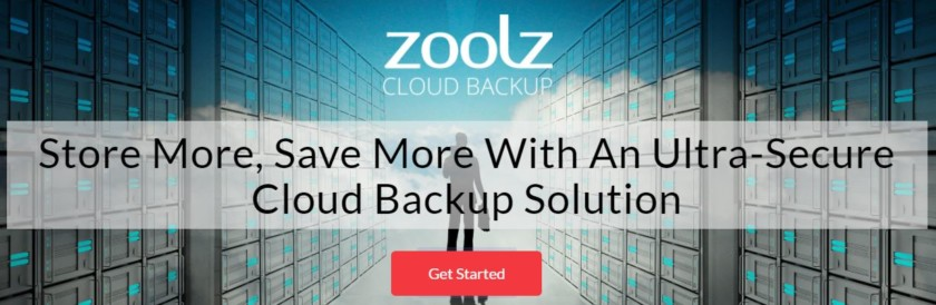 Zoolz Cloud Storage