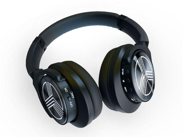 TREBLAB Z2 Wireless Noise-Canceling Headphones