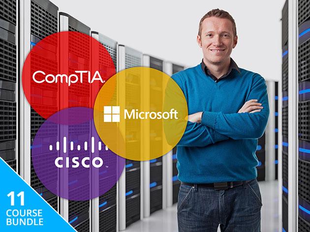 The Ultimate IT Certification Training Bundle